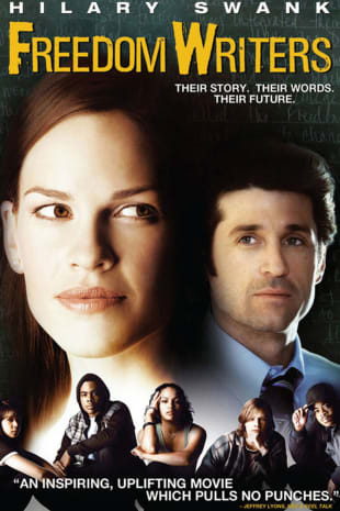 movie poster for Freedom Writers