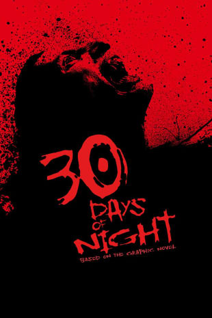 movie poster for 30 Days Of Night