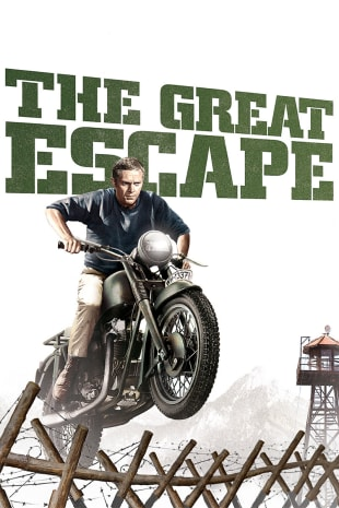 movie poster for The Great Escape (1963)