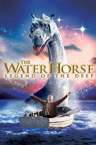 movie poster for The Water Horse: Legend Of The Deep