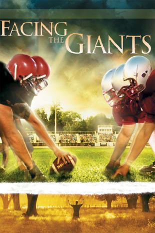 movie poster for Facing The Giants