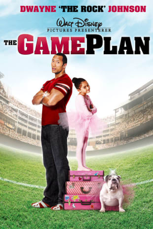 movie poster for The Game Plan