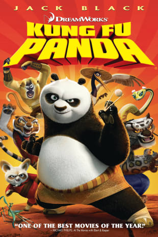movie poster for Kung Fu Panda
