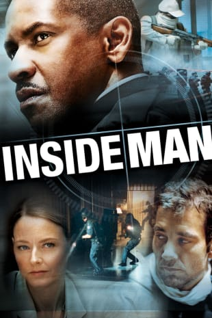 movie poster for Inside Man