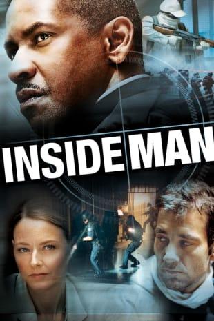 movie poster for Inside Man