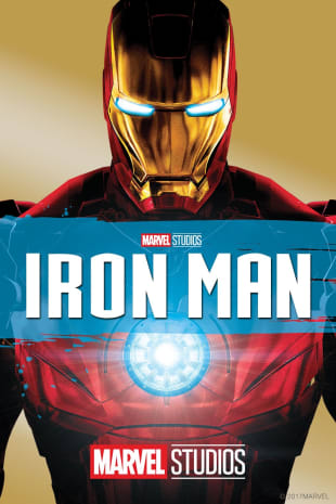 movie poster for Iron Man
