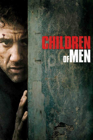 movie poster for Children Of Men