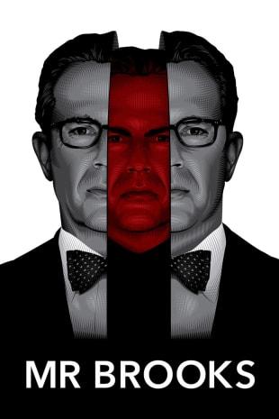 movie poster for Mr. Brooks