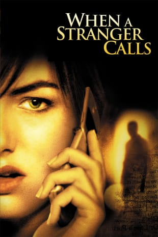 movie poster for When A Stranger Calls