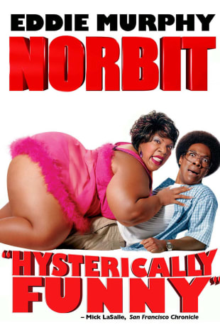 movie poster for Norbit