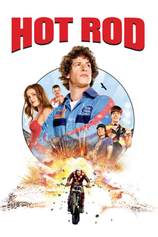 movie poster for Hot Rod