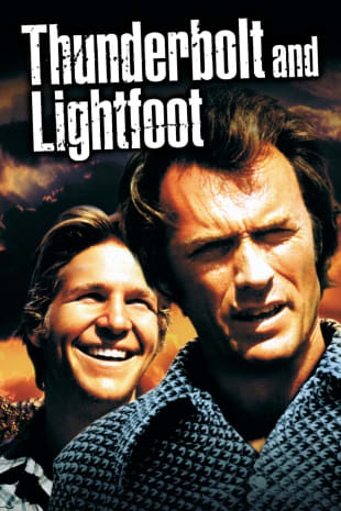 movie poster for Thunderbolt and Lightfoot