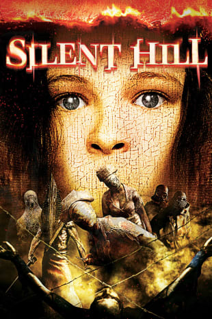 movie poster for Silent Hill