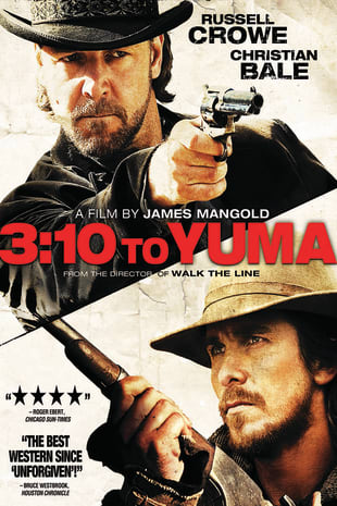 movie poster for 3:10 To Yuma