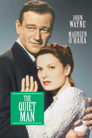 movie poster for The Quiet Man