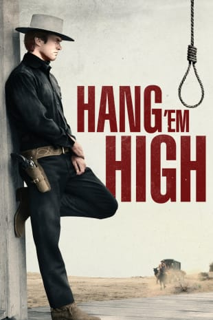 movie poster for Hang 'Em High