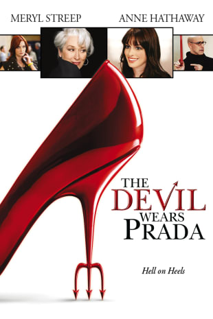 movie poster for The Devil Wears Prada