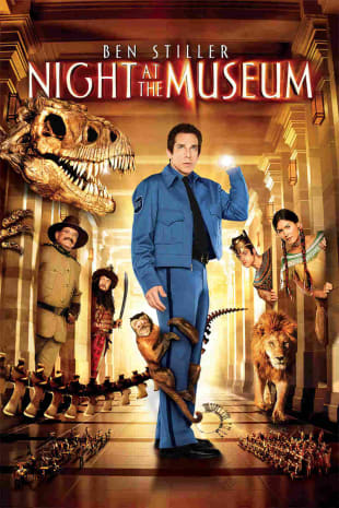 movie poster for Night At The Museum (2006)