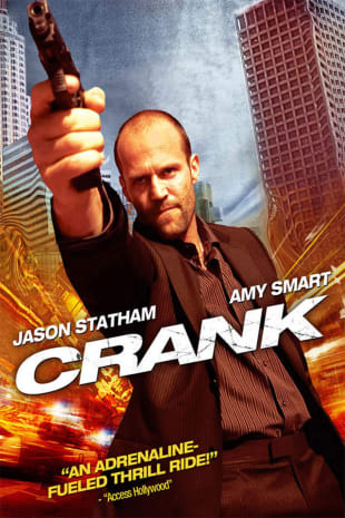 movie poster for Crank