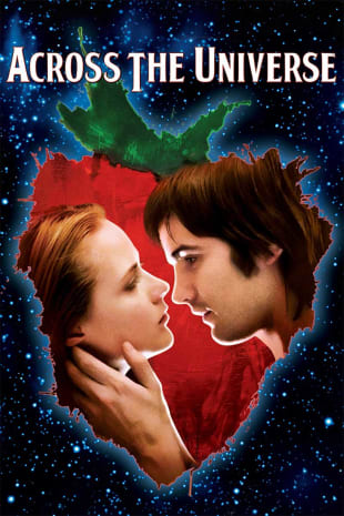 movie poster for Across The Universe