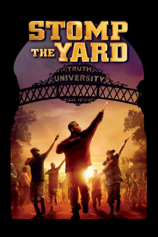 movie poster for Stomp The Yard