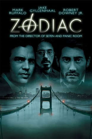 movie poster for Zodiac