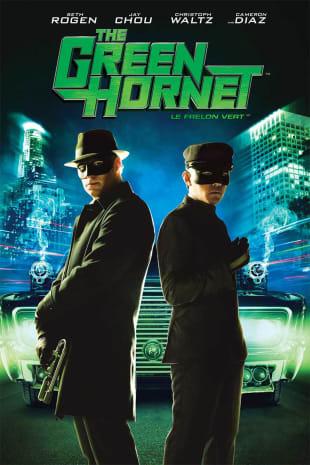 movie poster for The Green Hornet
