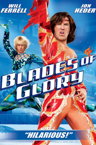 movie poster for Blades Of Glory