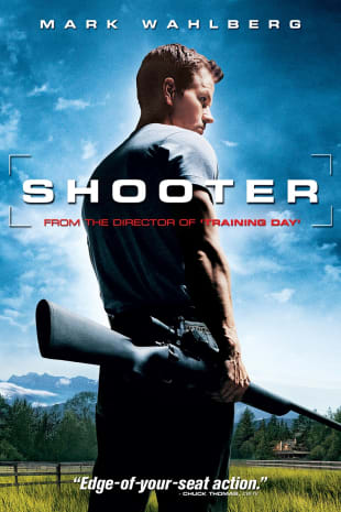 movie poster for Shooter
