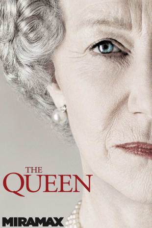 movie poster for The Queen (2006)