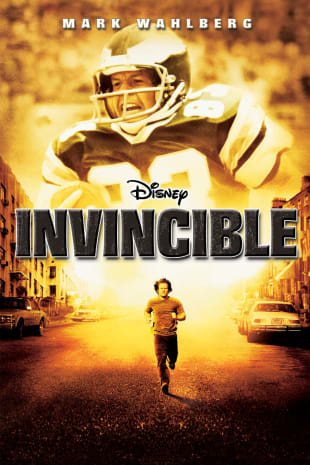 movie poster for Invincible
