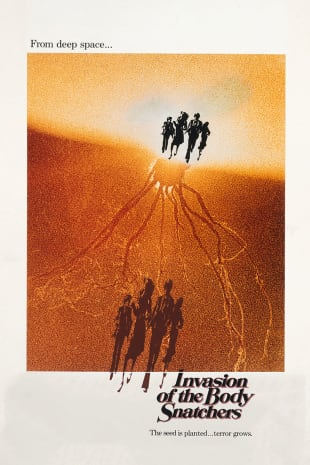 movie poster for Invasion Of The Body Snatchers (1978)