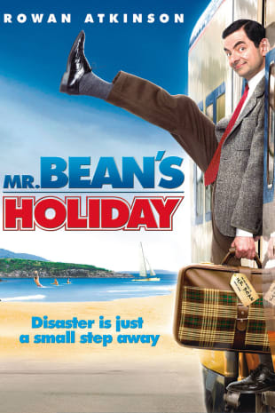 movie poster for Mr. Bean's Holiday