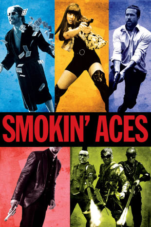 movie poster for Smokin' Aces