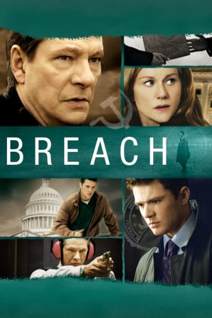 movie poster for Breach