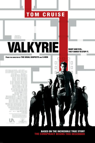 movie poster for Valkyrie