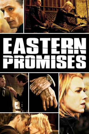 movie poster for Eastern Promises
