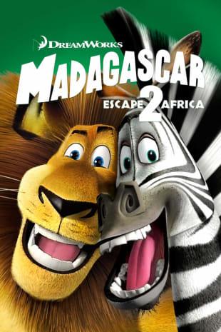 movie poster for Madagascar Escape 2 Africa