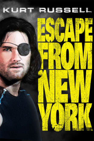 movie poster for Escape From New York