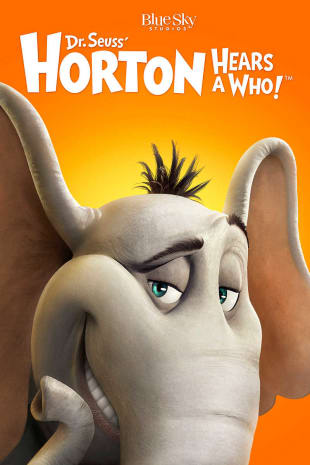 movie poster for Horton Hears A Who