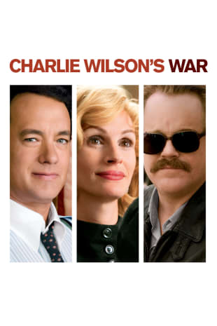 movie poster for Charlie Wilson's War