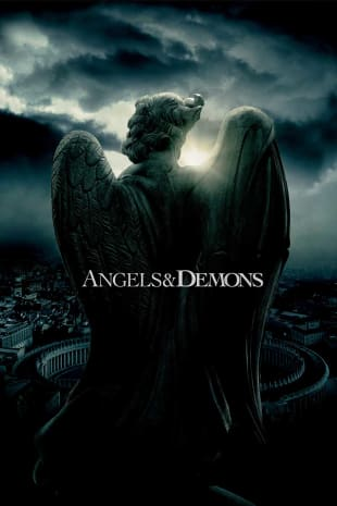 movie poster for Angels & Demons