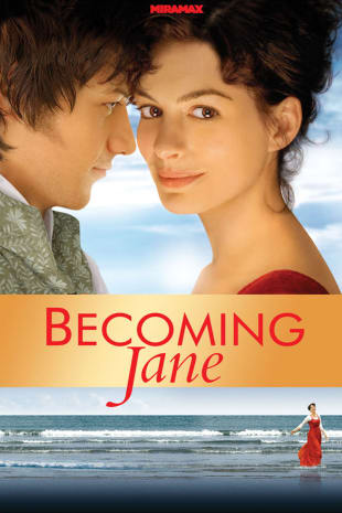 movie poster for Becoming Jane