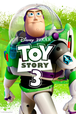 movie poster for Toy Story 3