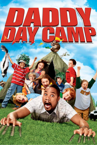 movie poster for Daddy Day Camp