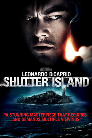 movie poster for Shutter Island