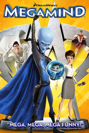movie poster for Megamind