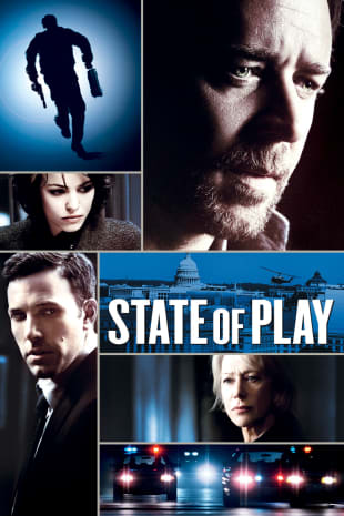 movie poster for State Of Play