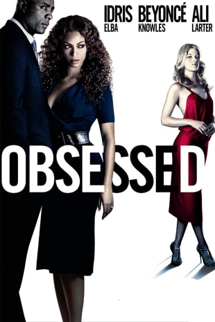 movie poster for Obsessed