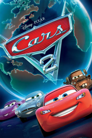 movie poster for Cars 2